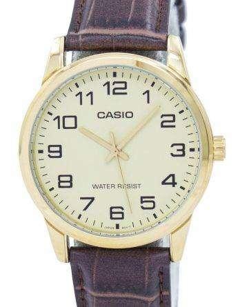 Casio Enticer Analog Quartz MTP-V001GL-9BUDF MTPV001GL-9BUDF Men's Watch