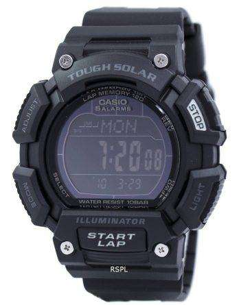 Casio Tough Solar Alarm Digital STL-S110H-1B2DF STLS110H-1B2DF Men's Watch