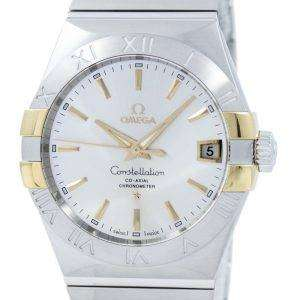 Omega Constellation Co-Axial Chronometer 123.20.38.21.02.005 Men's Watch