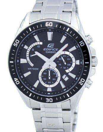 Casio Edifice Chronograph Quartz EFR-552D-1AV EFR552D-1AV Men's Watch