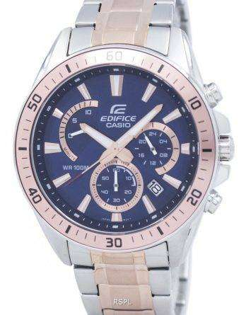 Casio Edifice Chronograph Quartz EFR-552SG-2AV EFR552SG-2AV Men's Watch