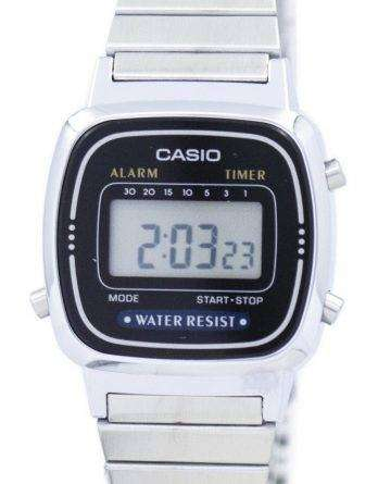 Casio Vintage Alarm Digital LA670WD-1 Women's Watch
