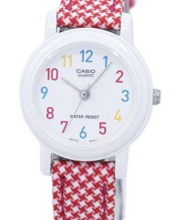 Casio Analog Quartz LQ-139LB-4B LQ139LB-4B Women's Watch