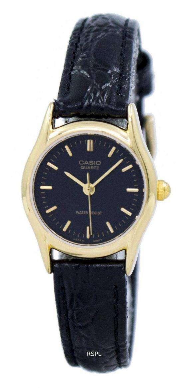 Casio Analog Quartz LTP-1094Q-1A LTP1094Q-1A Women's Watch 1