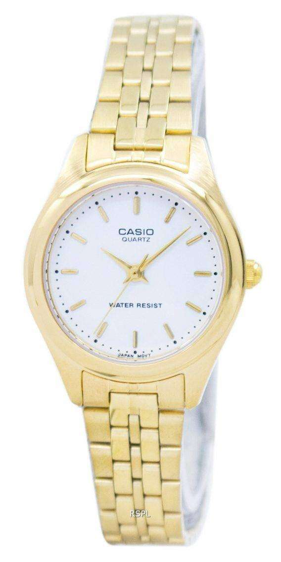 Casio Analog Quartz LTP-1129N-7A LTP1129N-7A Women's Watch 1