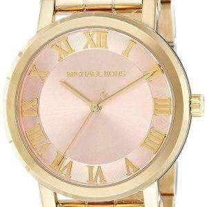 Michael Kors Norie Analog Quartz MK3586 Women's Watch