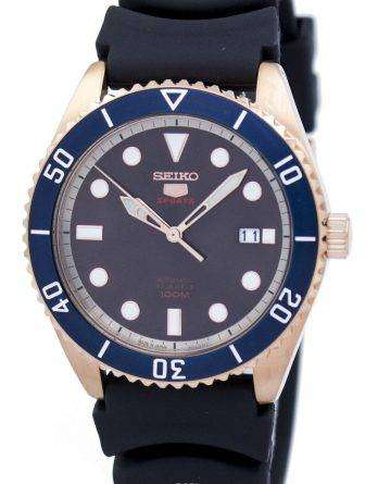 Seiko 5 Sports Automatic Japan Made SRPB96 SRPB96J1 SRPB96J Men's Watch