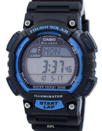 Casio Illuminator Tough Solar Digital STL-S100H-2AV STLS100H-2AV Men's Watch