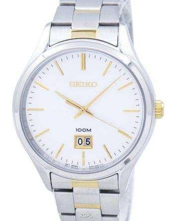 Seiko Analog Quartz SUR025 SUR025P1 SUR025P Men's Watch