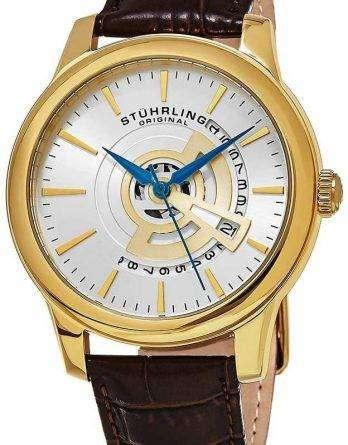 Stuhrling Original Symphony Quartz 787.03 Men's Watch