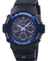 Casio G-shock Analog-Digital World Time Watch AW591-2ADR AW591-2A Mens Watch
