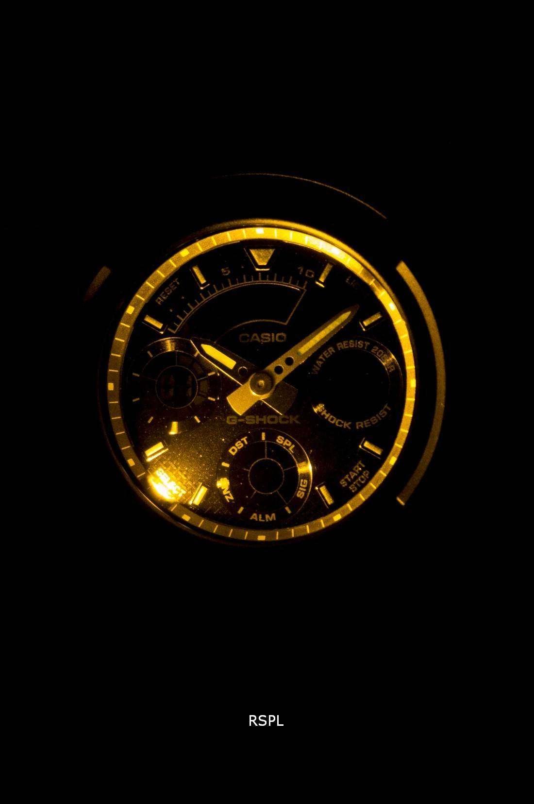 Casio G-shock Analog-Digital World Time Watch AW591-2ADR AW591-2A Mens Watch