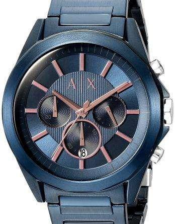 Armani Exchange Chronograph Quartz AX2607 Men's Watch