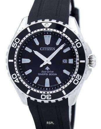 Citizen Promaster Eco-Drive Diver's 200M BN0190-15E Men's Watch
