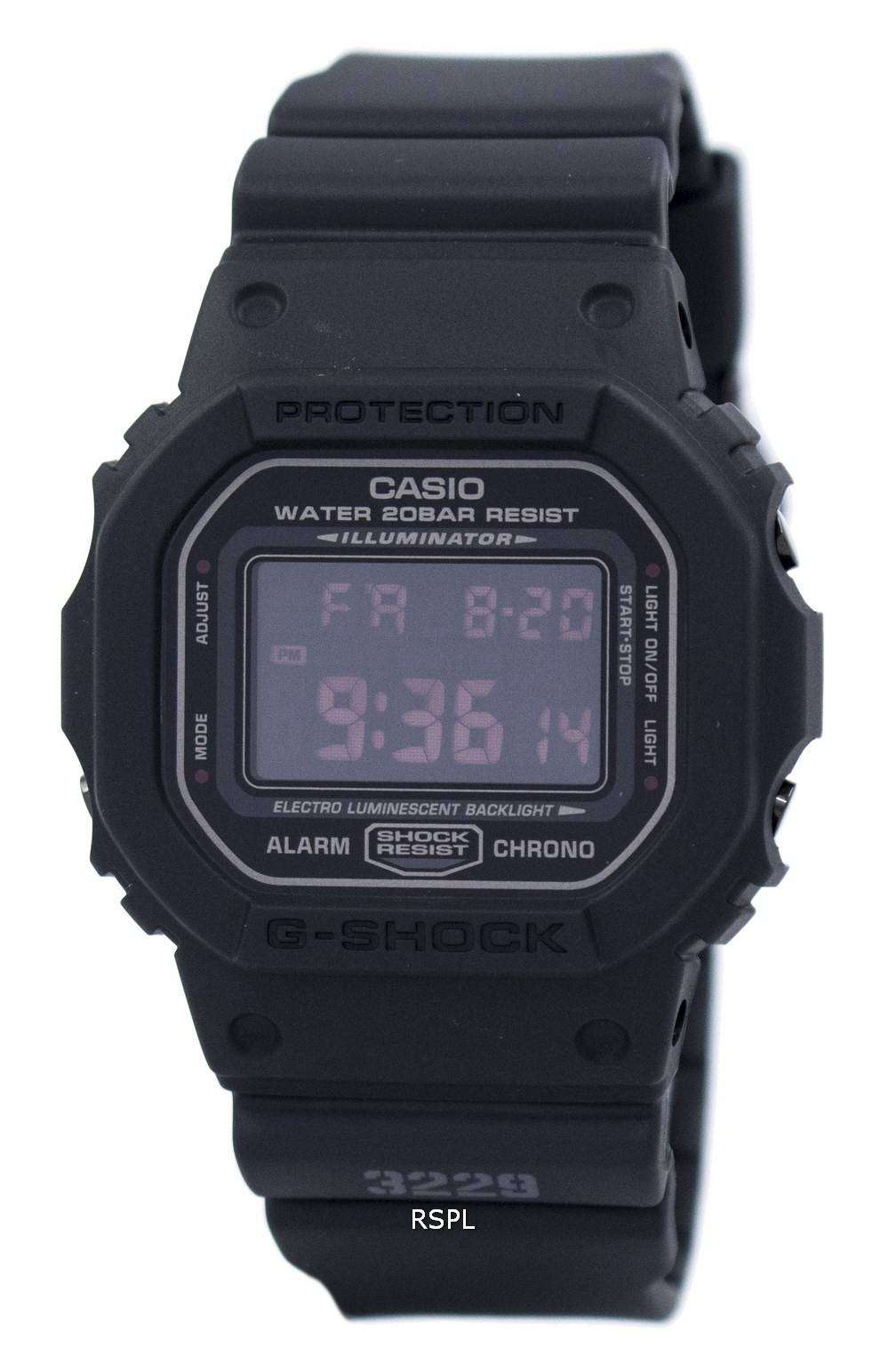 b5859be84e4 Casio G-Shock DW-5600MS-1D Mens Watch - DownUnderWatches