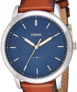 Fossil The Minimalist 3H Slim Quartz FS5304 Men's Watch