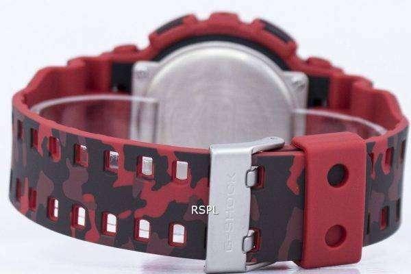 Casio G-Shock Camouflage Series Analog-Digital GA-100CM-4A Mens Watch