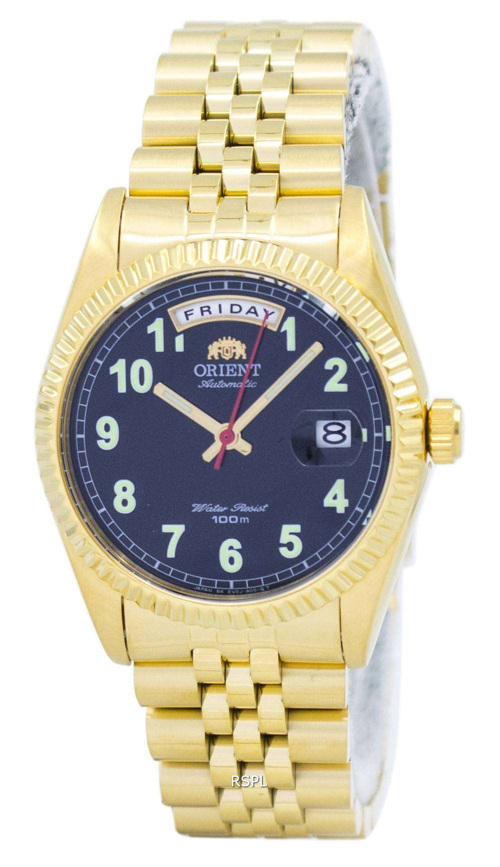 Orient oyster automatic japan made sev0j007bh men 39 s watch downunderwatches for Watches of japan