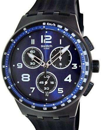 Swatch Originals Chrono Plastic Nitespeed Quartz SUSB402 Men's Watch