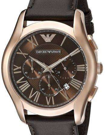 Emporio Armani Classic Retro Chronograph Quartz AR1701 Men's Watch