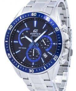 Casio Edifice Chronograph Quartz EFR-552D-1A2V EFR552D-1A2V Men's Watch