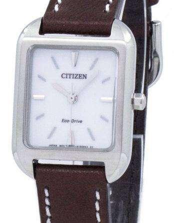 Citizen Silhouette Eco-Drive EM0490-08A Women's Watch