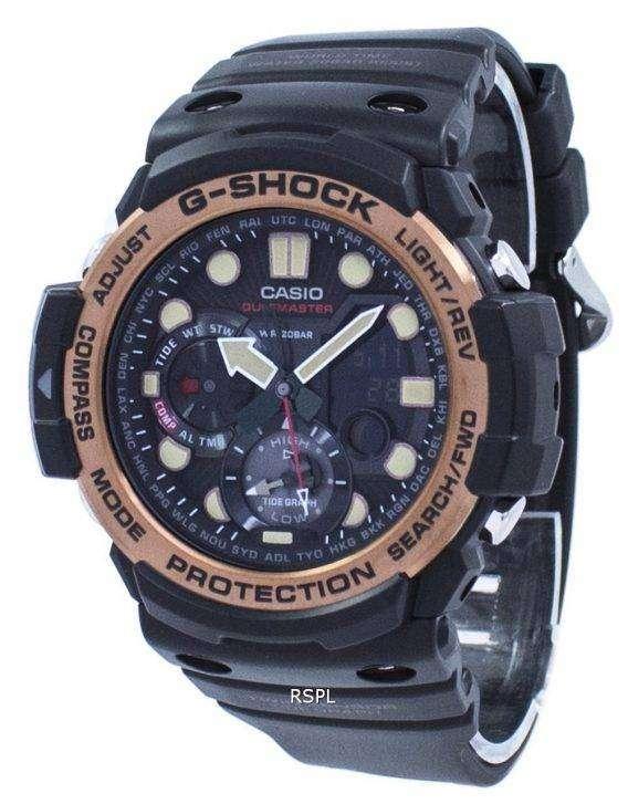 Casio G-Shock Gulfmaster Twin Sensor World Time GN-1000RG-1A GN1000RG-1A Men's Watch 1