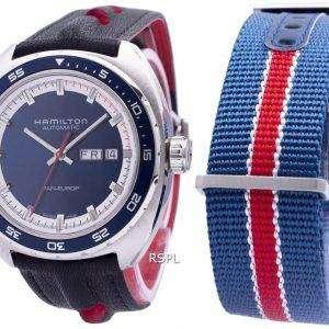 Hamilton American Classic Pan Europ Automatic H35405741 Men's Watch
