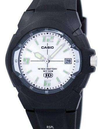 Casio Enticer Analog Quartz MW-600F-7AV MW600F-7AV Men's Watch