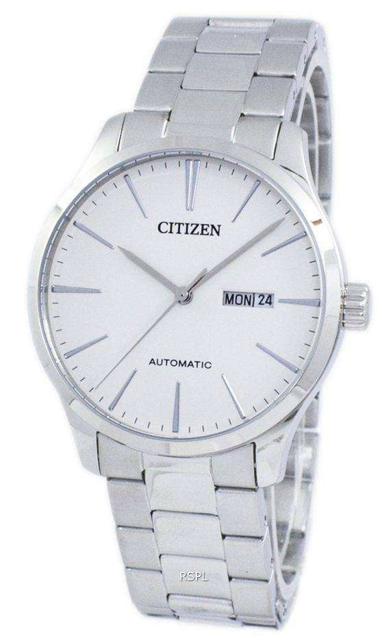 Citizen Analog Automatic NH8350-83A Men's Watch 1