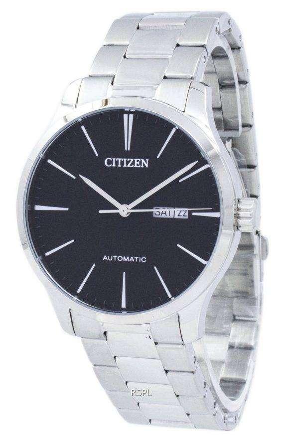 Citizen Analog Automatic NH8350-83E Men's Watch 1