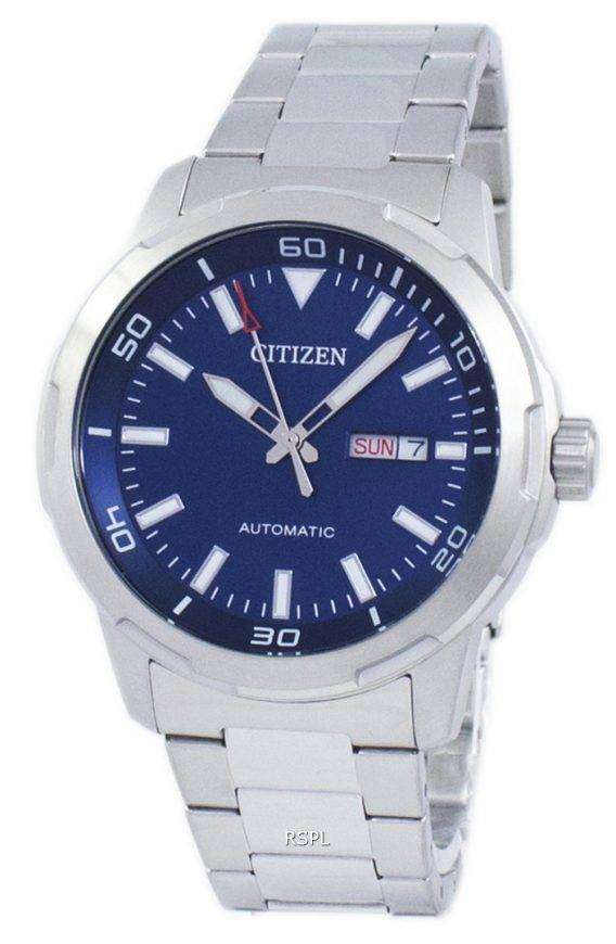 Citizen Analog Automatic NH8370-86L Men's Watch 1