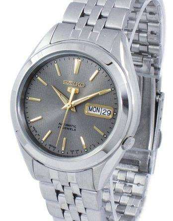 Seiko 5 Automatic Japan Made SNKL19 SNKL19J1 SNKL19J Men's Watch
