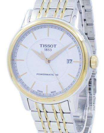 Tissot T-Classic Carson Powermatic 80 T085.407.22.011.00 T0854072201100 Men's Watch