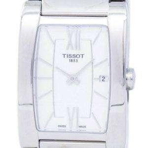Tissot Generosi-T Quartz T105.309.11.018.00 T1053091101800 Women's Watch