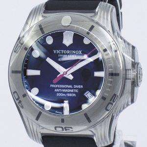 Victorinox I.N.O.X. Swiss Army Professional Diver 200M Quartz 241733 Men's Watch
