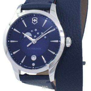 Victorinox Alliance Small Swiss Army Moon Quartz 241755 Women's Watch