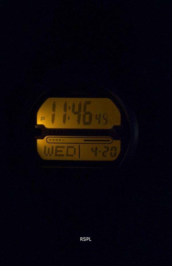 Casio Illuminator World Time Digital W-756-1AV W756-1AV Men's Watch