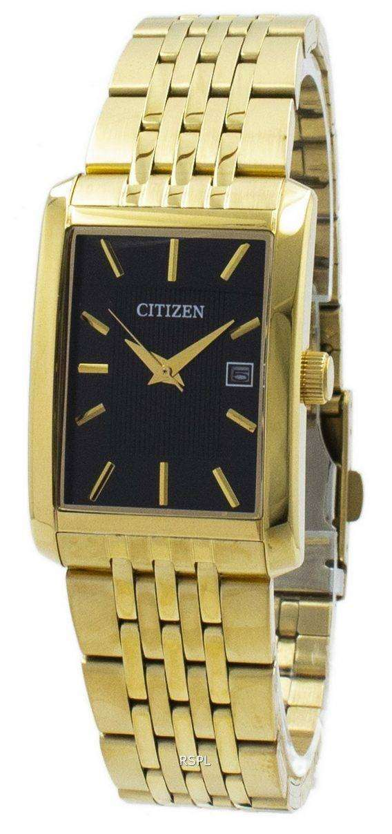Citizen Analog Quartz BH1673-50E Men's Watch 1