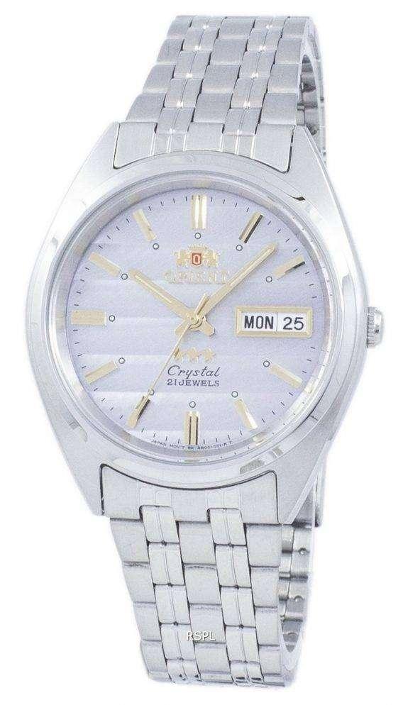 Orient 3 Star Crystal Automatic FAB0000DK9 Men's Watch 1
