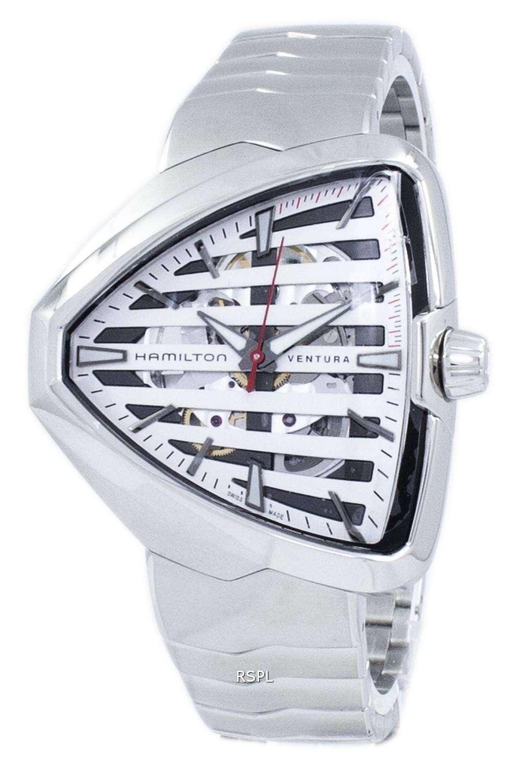d32e609d4a1 Hamilton Ventura Elvis80 Automatic H24555181 Men s Watch ...