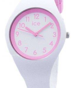 ICE OLA Candy White Small Quartz 014426 Children's Watch