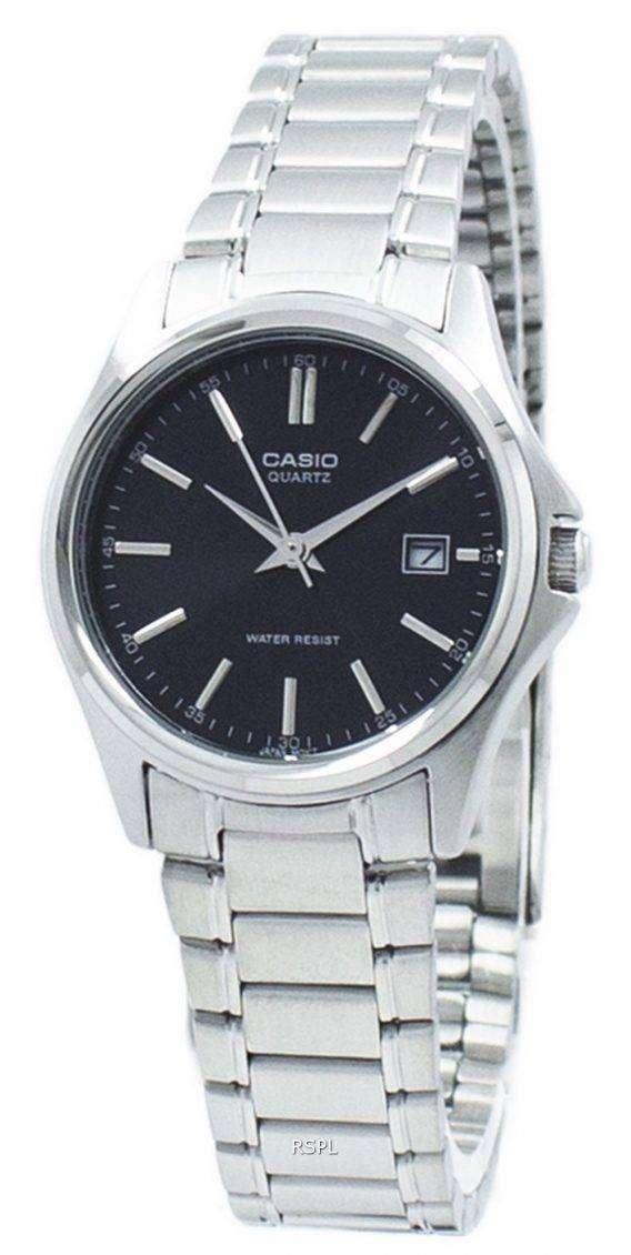 Casio Analog Quartz LTP-1183A-1A LTP1183A-1A Women's Watch 1