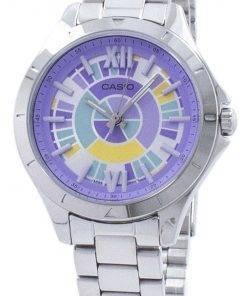 Casio Analog Quartz LTP-E129D-6A LTPE129D-6A Women's Watch