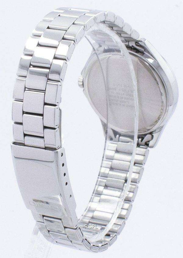 Casio Analog Quartz LTP-E129D-6A LTPE129D-6A Women's Watch