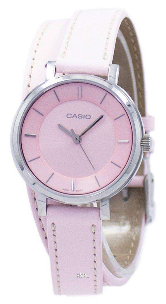 Casio Analog Quartz Double Loop LTP-E143DBL-4A2 LTPE143DBL-4A2 Women's Watch 1