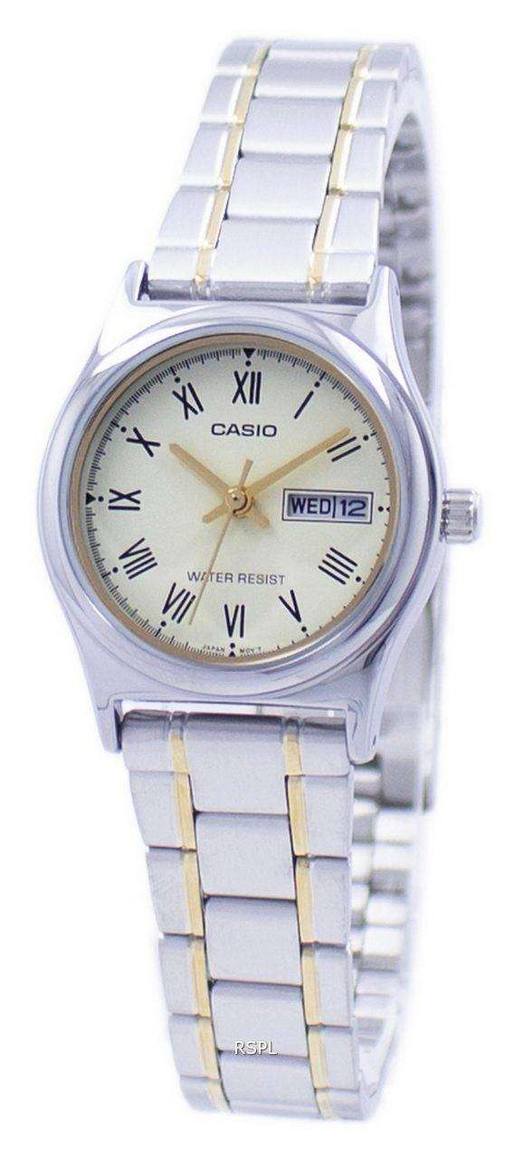 Casio Analog Quartz LTP-V006SG-9B LTPV006SG-9B Women's Watch 1