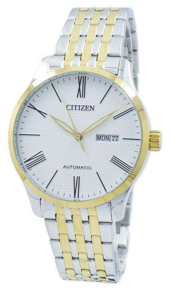 Citizen Analog Automatic NH8354-58A Men's Watch 1