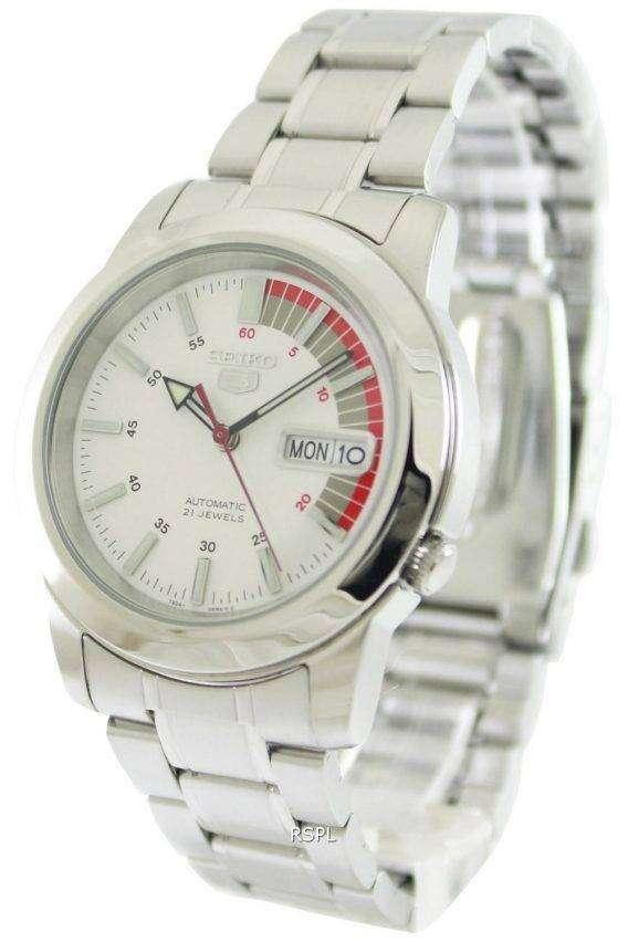 Seiko 5 Automatic 21 Jewels SNKK25K1 SNKK25K Men's Watch 1