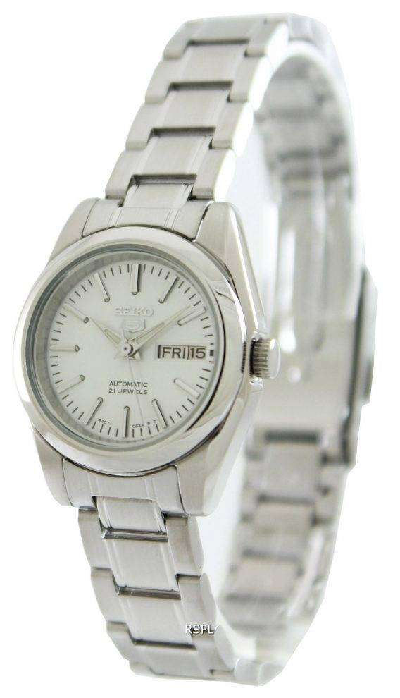 Seiko 5 Automatic 21 Jewels SYMK13 SYMK13K1 SYMK13K Women's Watch 1